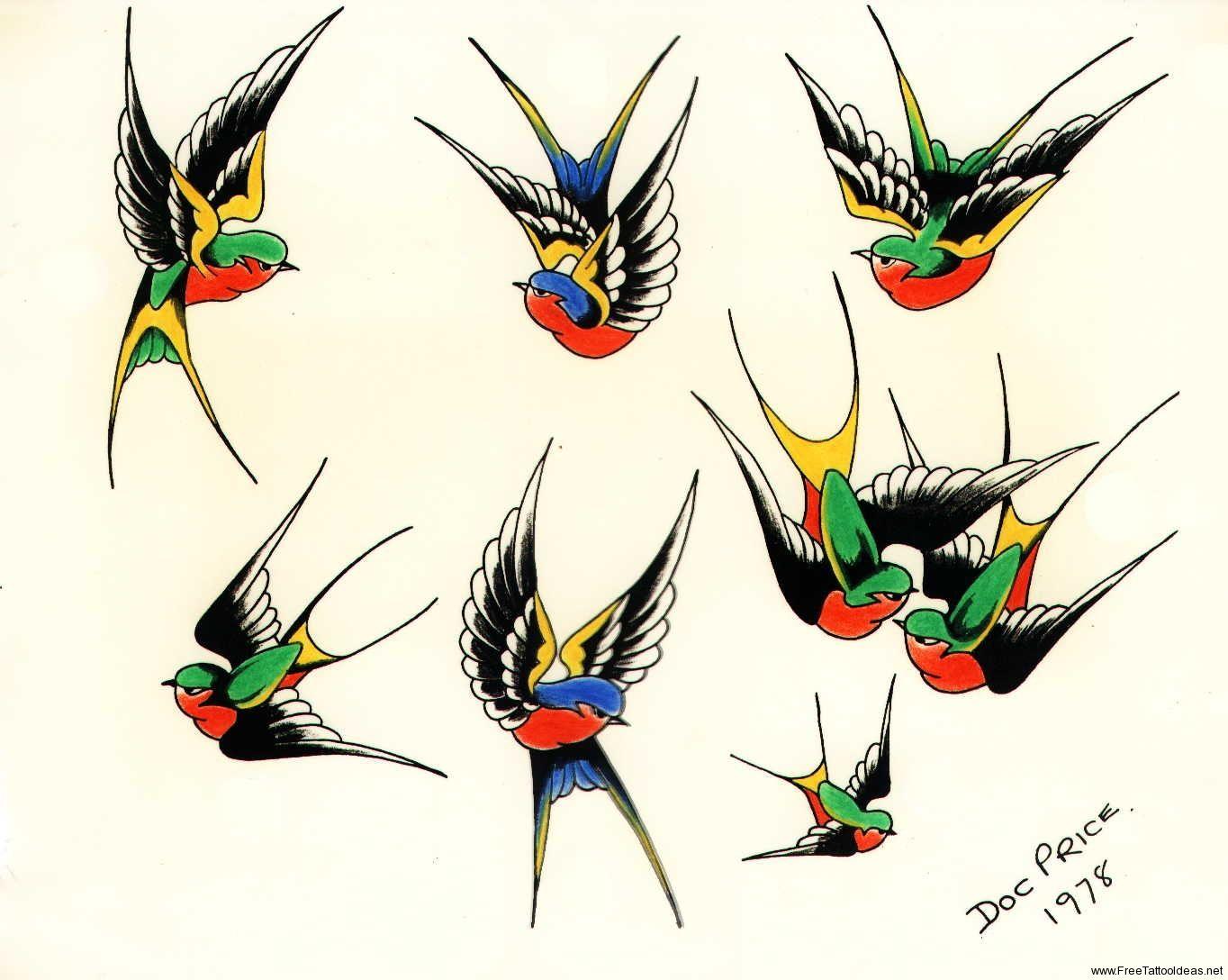 1364x1088 Birds Tattoos For You Sparrow Bird Tattoo Designs Sparrow Bird