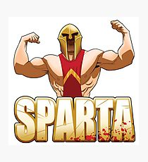 210x230 Sparta Drawing Photographic Prints Redbubble