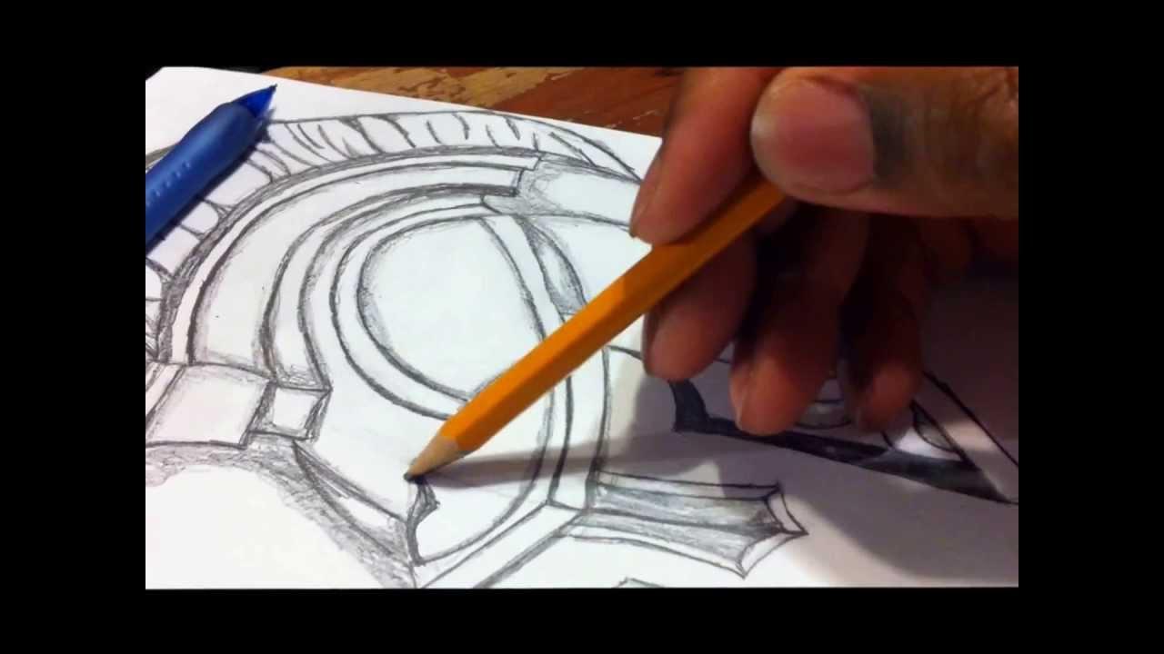 1280x720 Spartan Helmet Drawing By Ced Tatau