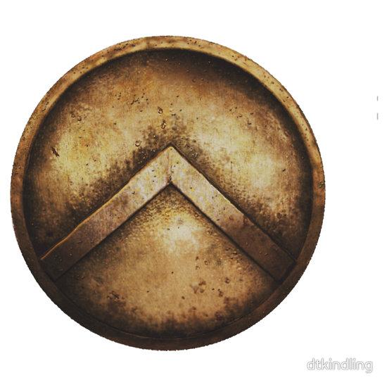 550x550 Spartan Shield Paintball Teeshirts Spartan Shield