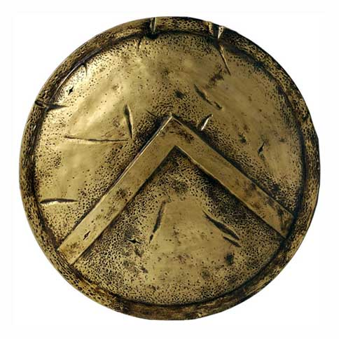 484x484 The Spartan Shield The (Lambda) Stood For Laconia Their