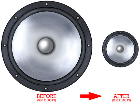 550x413 Draw A Speaker Icon In Photoshop Part 1 10steps.sg