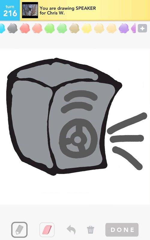 500x800 Speaker Drawings