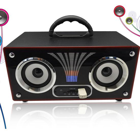 550x550 Professional Portable Karaoke Stereos Home Speaker Usb Horn
