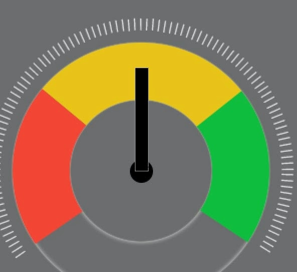 592x543 Making Simple Speedometer In Photoshop. (Free Psd) Photoshop