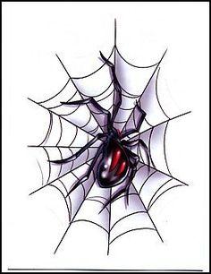 236x306 Spider Web Tattoo Productos Que Adoro Spider Web