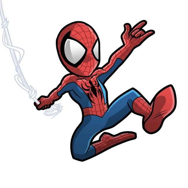 Spider Man Cartoon Drawing at GetDrawingscom Free for personal