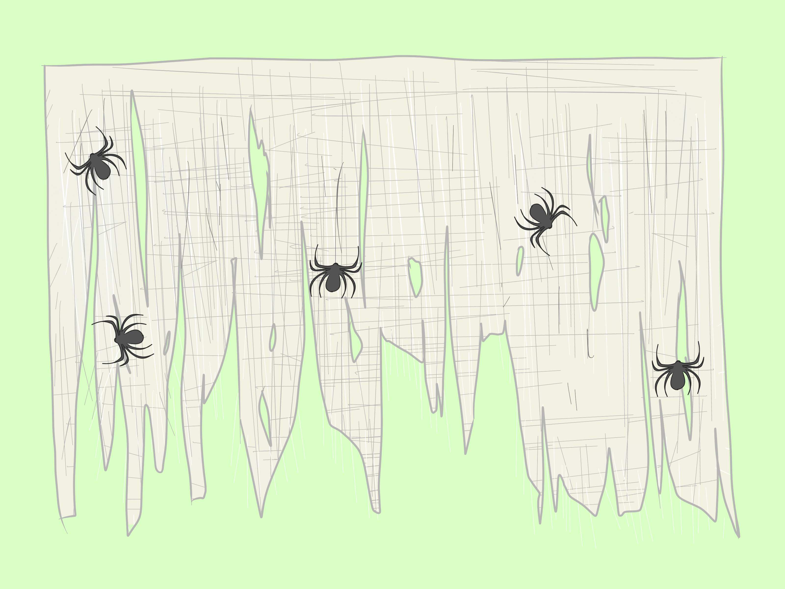 3200x2400 4 Ways To Make A Spider Web