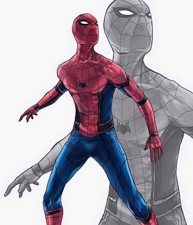 736x861 Civil War Spider Man By Feakry On Httpfeakry