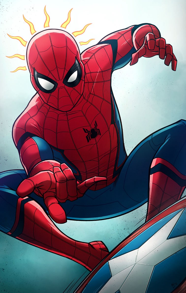 756x1188 Hey, Can'T Wait For Captain America Civil War And It'S