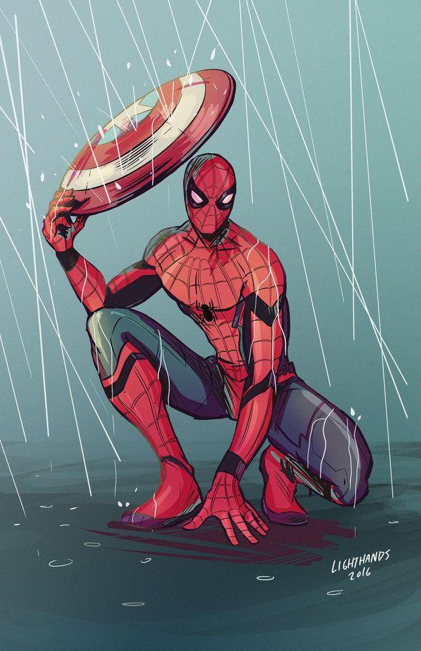 600x927 Spider Man