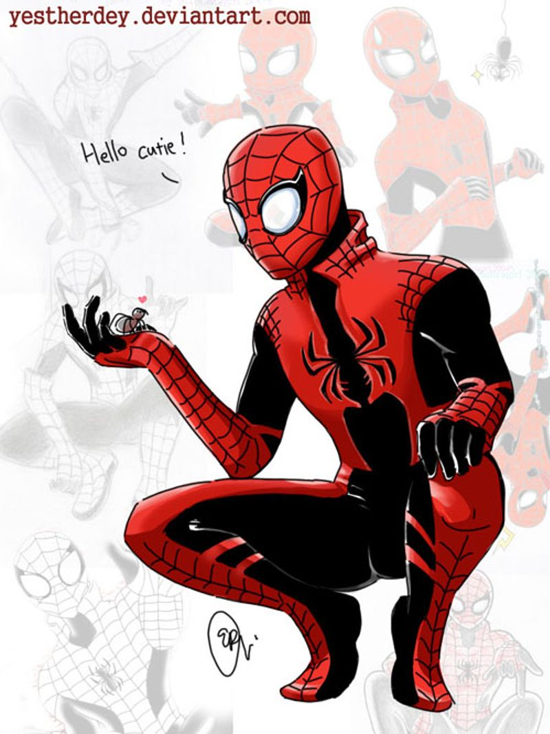 800x1067 Imagine Spidey In One Of These Fan Designed Costumes! Spiderman