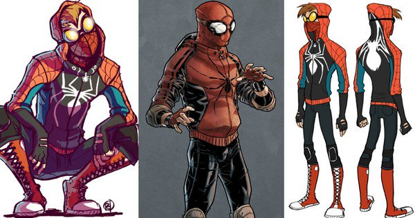 600x316 Is This What Marvel's Spider Man Costume Looks Like