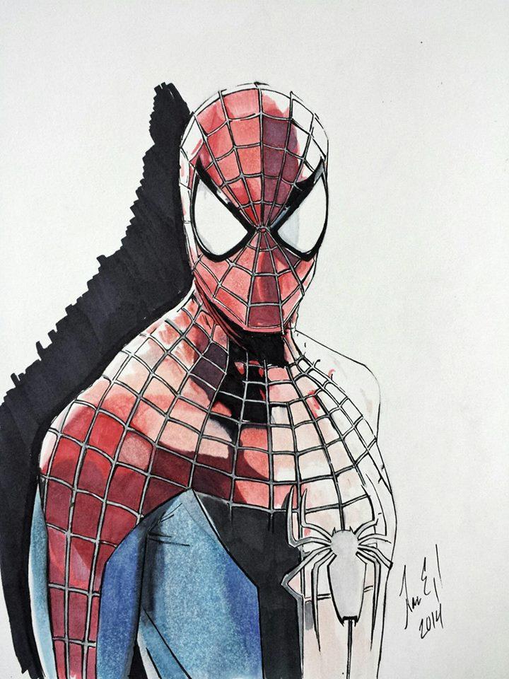 720x960 Marvel's Spider Man Costume!