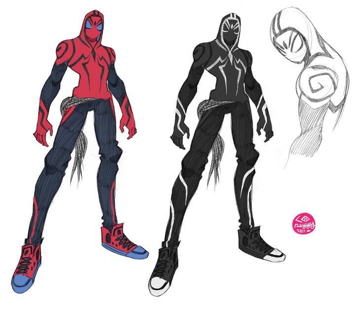 736x628 Spider Man Webhead 2.0 Honorable Mentions