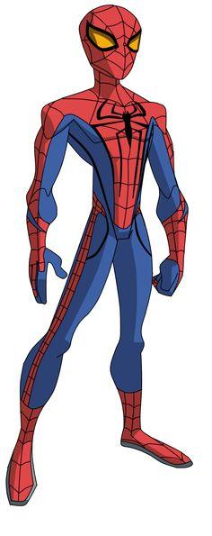 236x595 Civil War Spiderman Costume Drawing