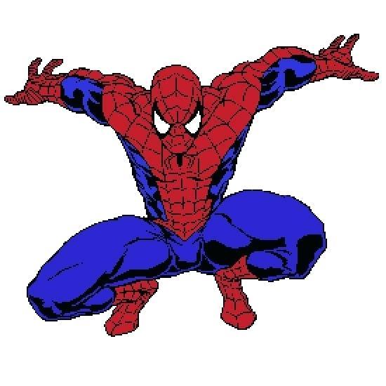 Spiderman Drawing Color At GetDrawings