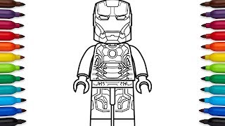 320x180 How To Draw Spiderman Come Disegnare Spiderman Lego Marvel Super