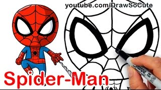 Spiderman Drawing Step By Step At Getdrawings Com Free For
