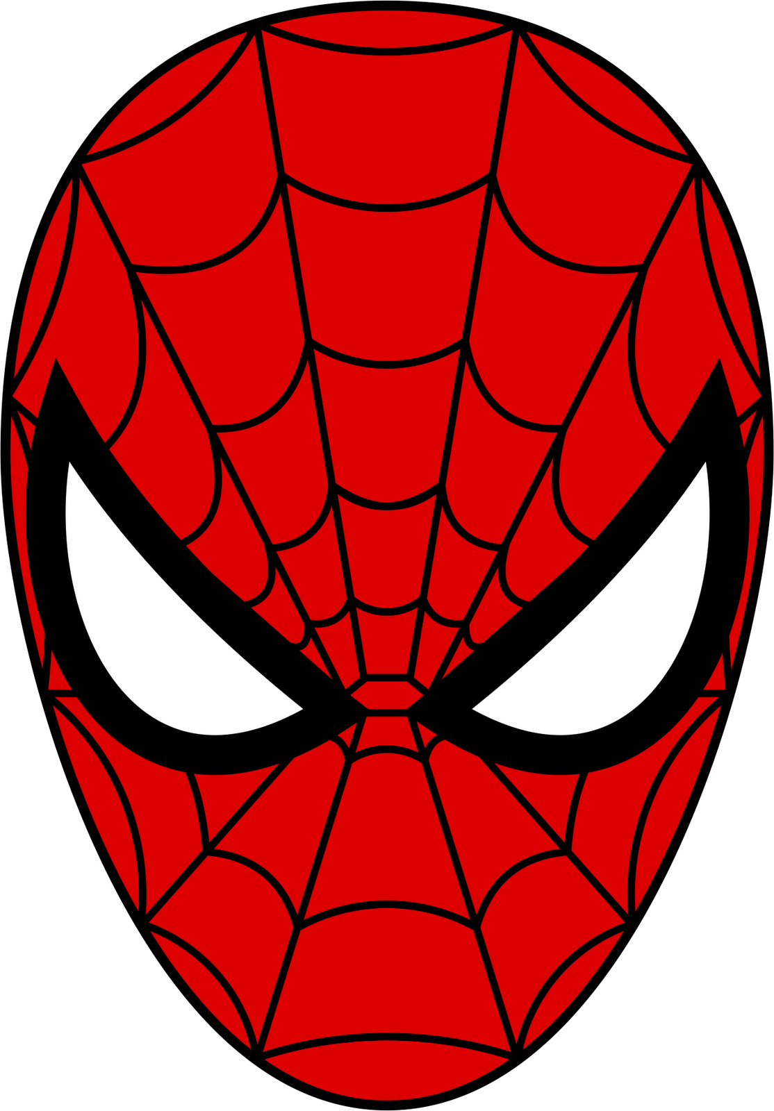 spiderman face drawing at getdrawings com free for personal use rh getdrawings com