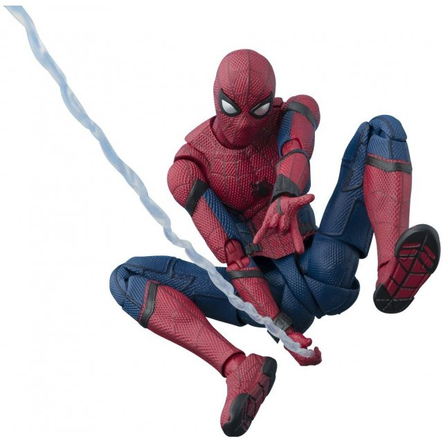 640x640 Figuarts Spider Man (Homecoming)