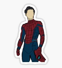 210x230 Spiderman Homecoming Drawing Stickers Redbubble