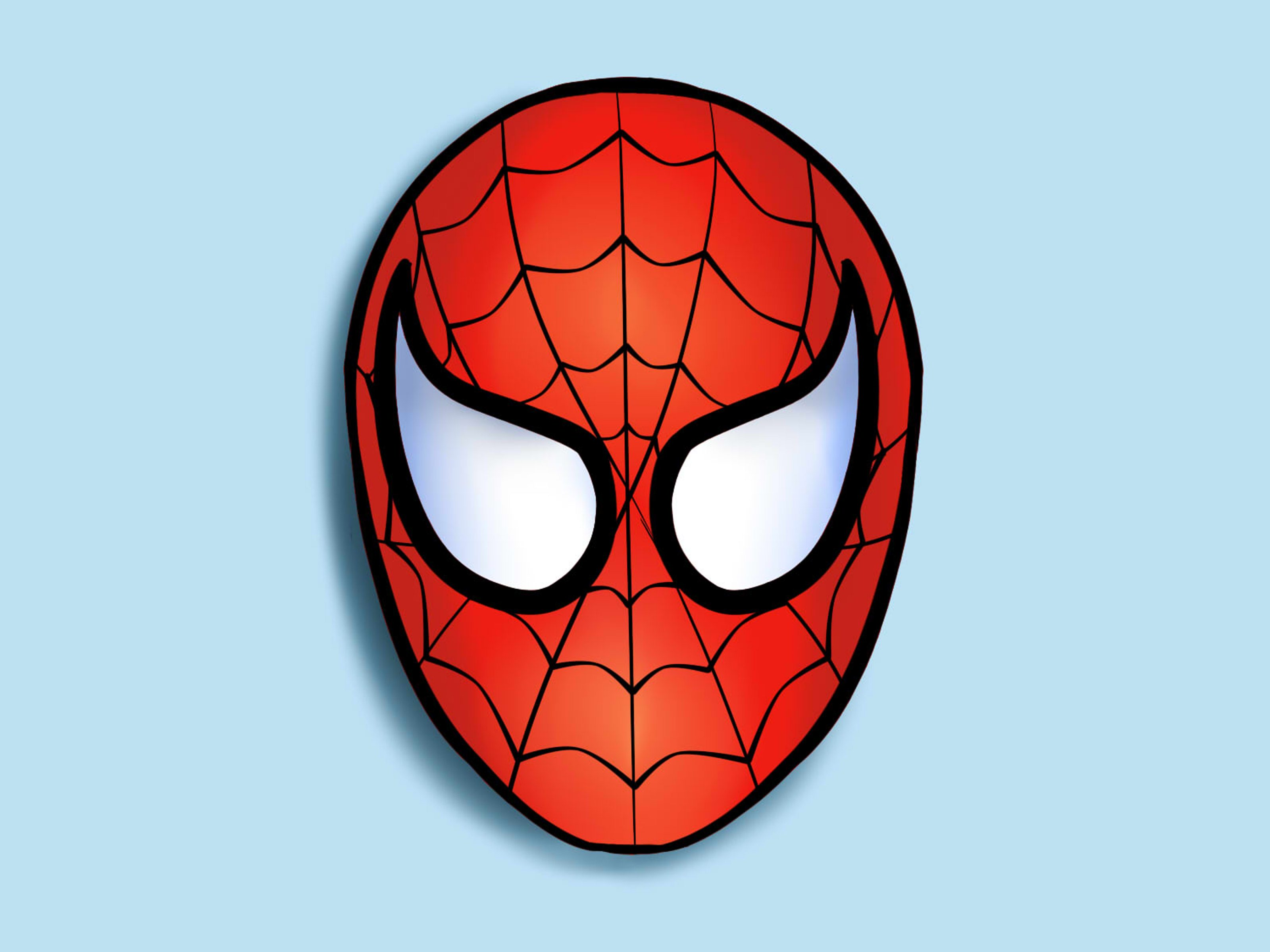 3200x2400 Colossal Easy Spiderman Drawing 4 Ways To Draw Spider Man Wikihow