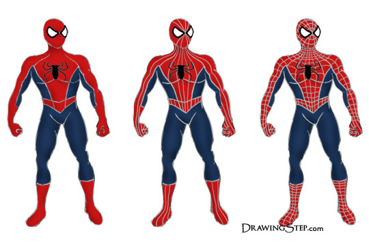 Spiderman Spider Drawing At Getdrawings Free For Personal Use