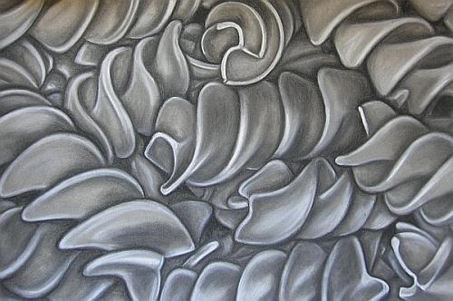 500x332 Scene This (Drawings). Original Artwork In Adelaide