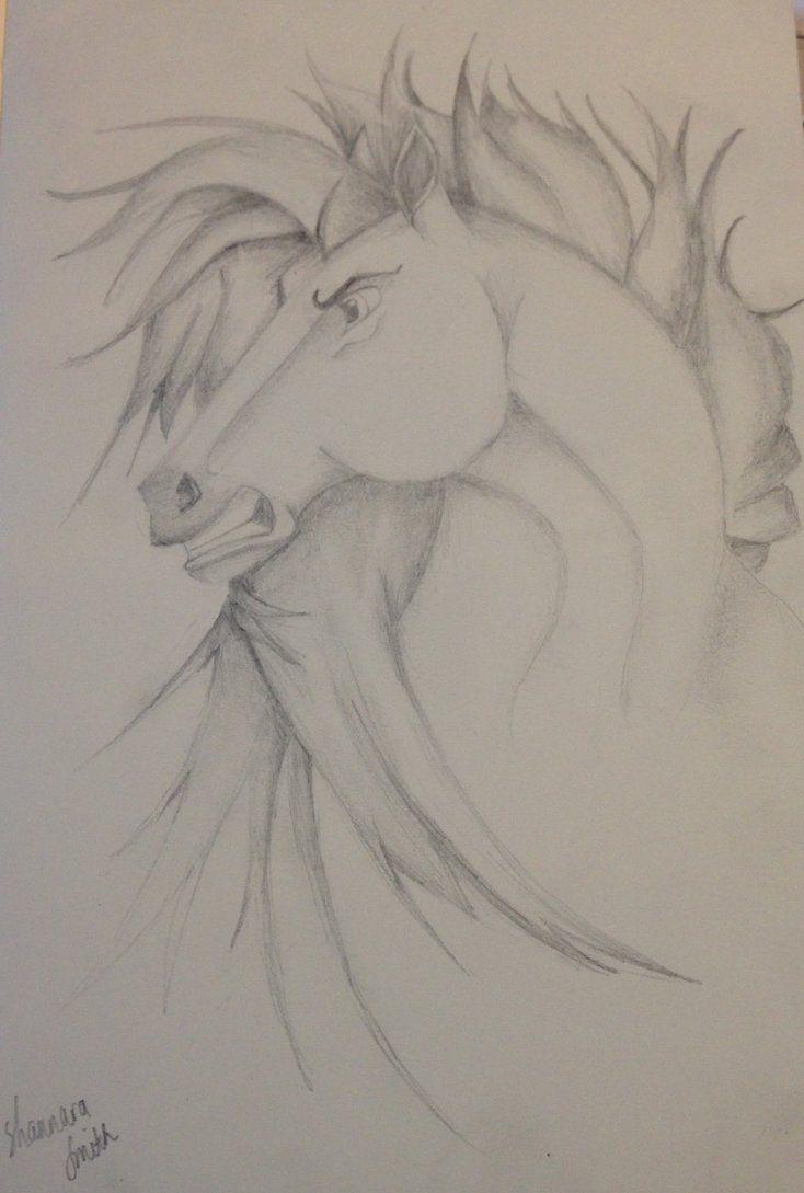 734x1089 112 Best Spirit Stallion Of The Cimarron Images