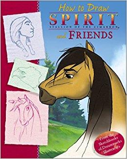 260x326 Spirit How To Draw Spirit And Friends (Spirit Stallion