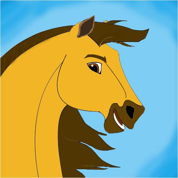 602x602 Spirit Stallion Of The Cimarron