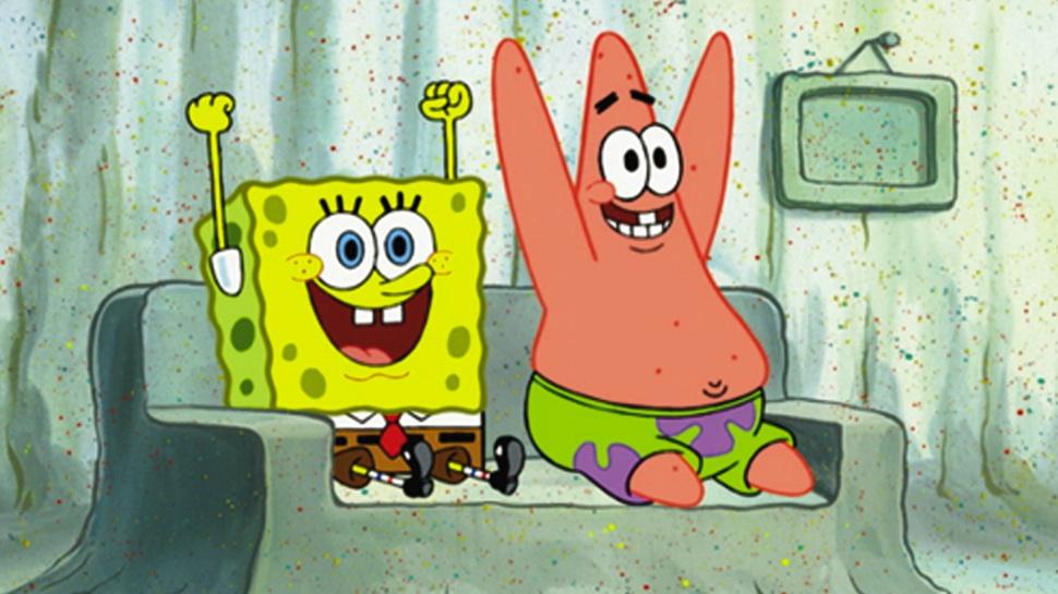 970x545 Fan Art Turns Spongebob And Patrick Into Horrifying Live Action