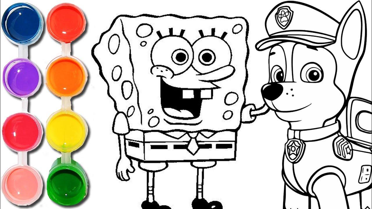 1280x720 Spongebob Squarepants Drawing How To Draw Spongebob Squarepants