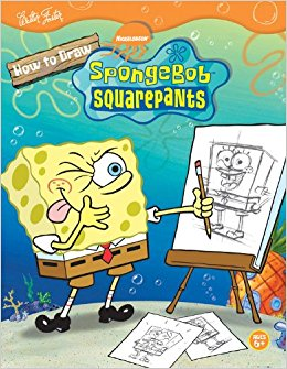 260x335 How To Draw Nickolodeon's Spongebob Squarepants (Nick How To Draw