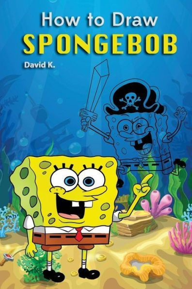 396x595 How To Draw Spongebob The Step By Step Spongebob Drawing Book
