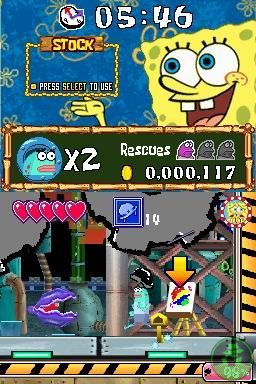 256x384 Drawn To Life Spongebob Squarepants Edition