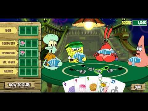 480x360 Spongebob Game 3poop Deck Draw Down