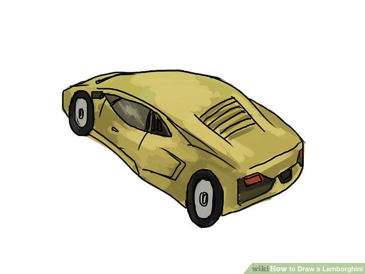 728x546 4 Ways To Draw A Lamborghini