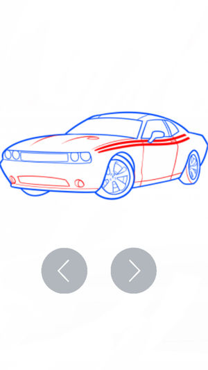 300x533 How To Draw Realistic Sports Cars On The App Store