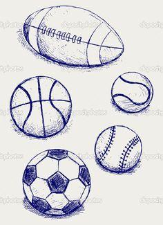 236x325 Vector Sketch Illustration