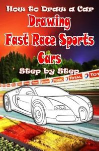 197x300 How To Draw A Car Drawing Fast Race Sports Cars Step By Step