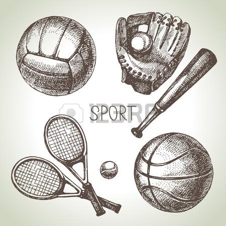 450x450 Drawing Baseball Ball Equipment Vector Illustration Eps 10 Royalty
