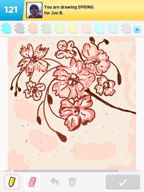 500x667 Spring Drawings