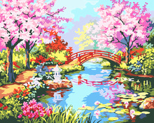 220x176 Buy Spring Landscape Drawing And Get Free Shipping