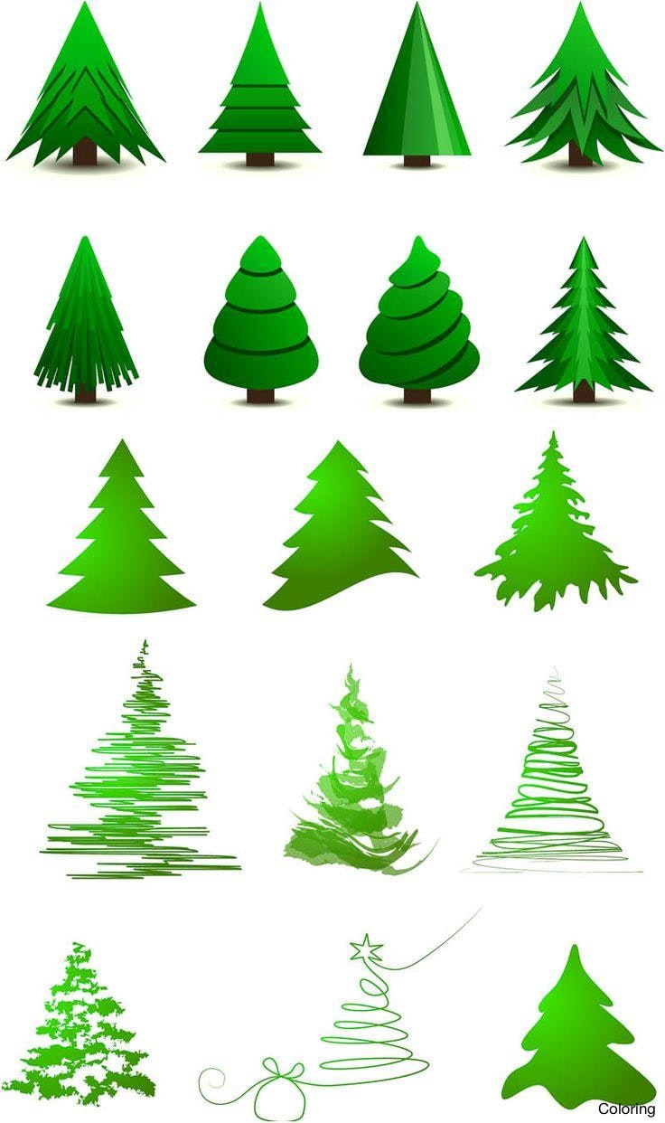 Spruce Tree Drawing at GetDrawings.com | Free for personal use ...