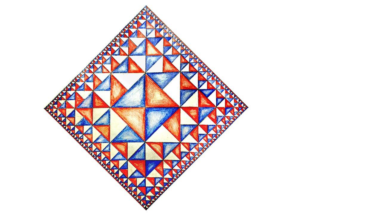 1280x720 Diamond Square (How To Draw)