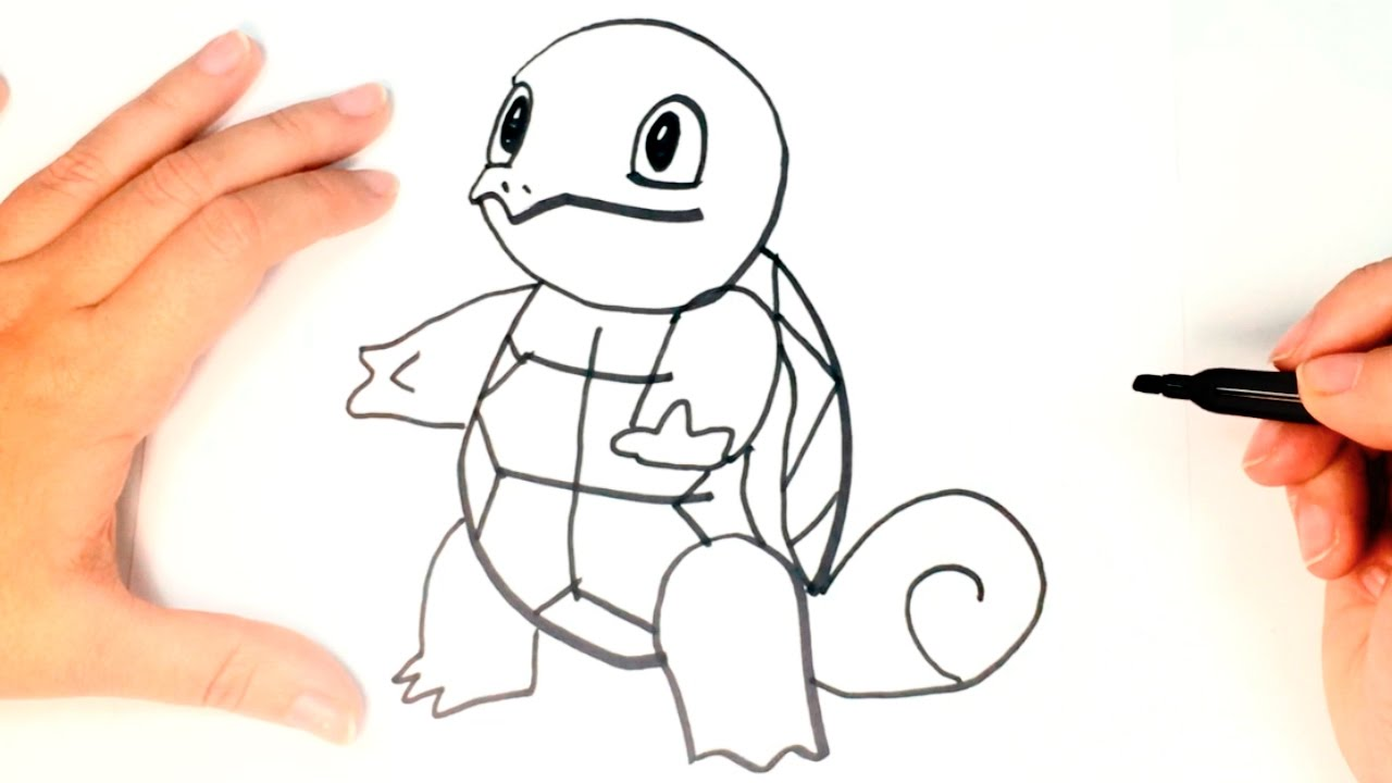 Pokemon Ausmalbilder Schiggy : Squirtle Drawing At Getdrawings Com Free For Personal Use Squirtle