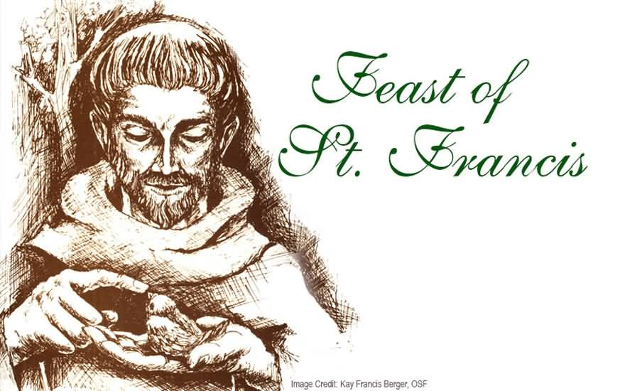 880x550 Best Feast Of Saint Francis Of Assisi 2017 Wishes Ideas