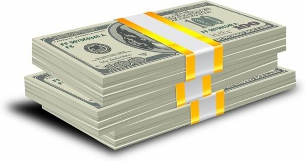 600x316 Money Stack Vector Free Vector Download (812 Free Vector)